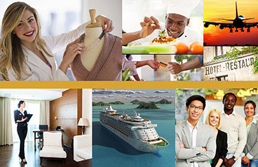 Retail-Hospitality-Travel image collage