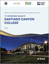 SCC Economic Impact Report cover