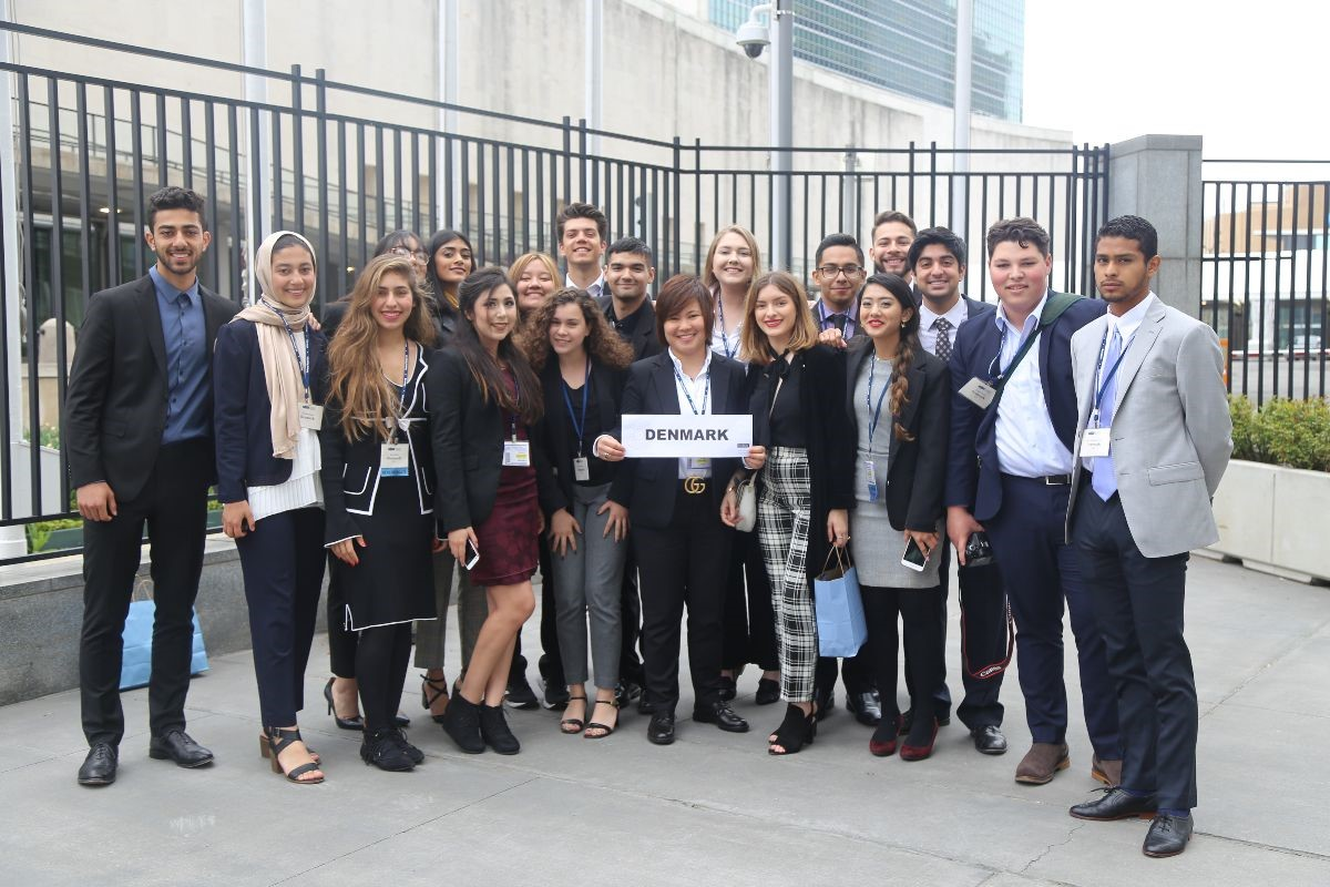 SCC Model United Nations team.jpg
