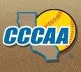 CCCAA Softball logo
