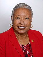 Photo of Santa Ana College President Dr. Linda D. Rose