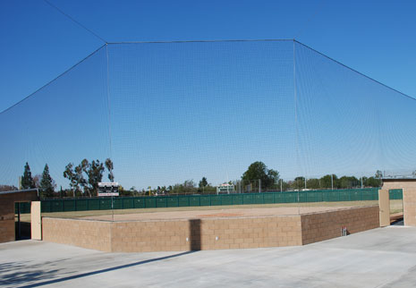 SAC Softball Field